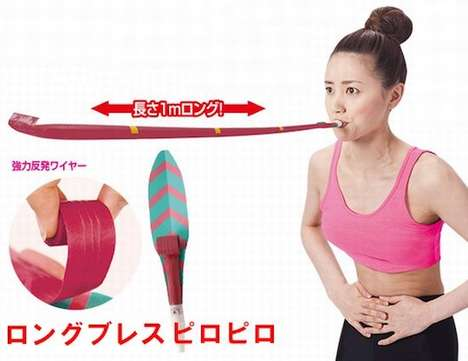 Lung Exercise Horns - Disguised as a Party Blower, This Japanese Device Improves Lung Capacity