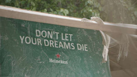 "The Dream Island Experience - Heineken Encourages You to ""Don't Let Your Dreams Die"""