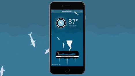 Snarky Weather Applications - The Accurate Weather App Offers the Forecast and a Sarcastic Delivery