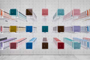 The BbyB Chocolate Bar in Tokyo was Designed by Nendo