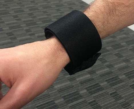Wristband Selfie Sticks