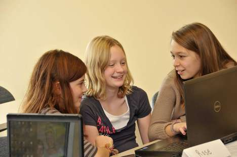 Girls Coding Camps - TechGirlz Runs a Tech-Themed Entrepreneurial Summer Camp for Girls