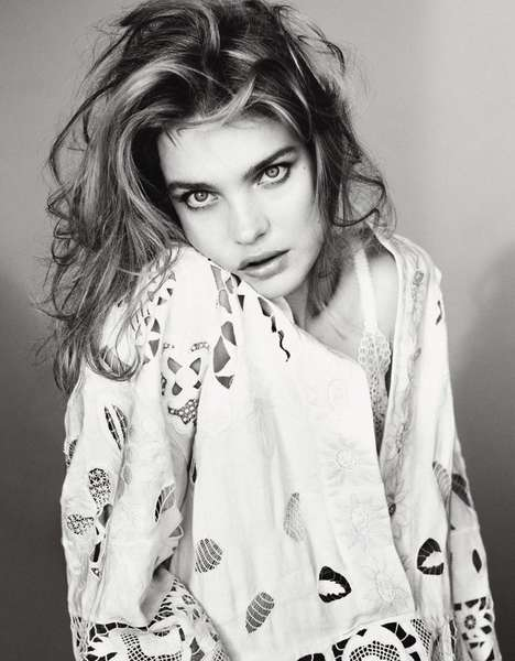 Candid Supermodel Editorials - Madame Figaro's Latest Issue Features Natalia Vodianova