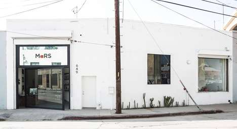 Commercial Art Galleries - Museum as Retail Space is a Contemporary Art Gallery in LA