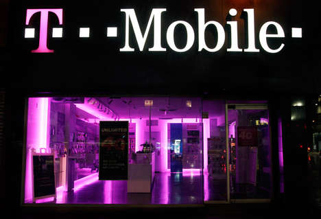 Interactive Mobile Reception Maps - T-Mobile Has Released a Series of Crowdsourced Coverage Maps