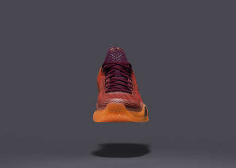 Silk Road Shoes - The Kobe X Silk Shoes Are Inspired By Kobe Bryant's Asian and European Connections