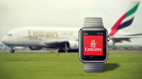 12 Examples of Travel Wearables - From Smartwatch Air Travel Apps to WiFi Hiking Helmets