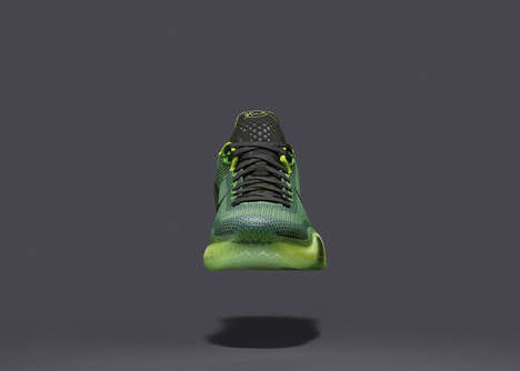 Grape-Inspired Shoes - The Kobe X Vino is Inspired By Green Grapes