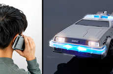 The DeLorean iPhone Case Will Bring You Back to the Future