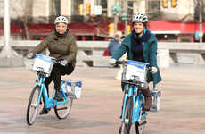 Bike Share Programs - Philadelphia's Indego System is Placed in Low-Income Neighborhoods