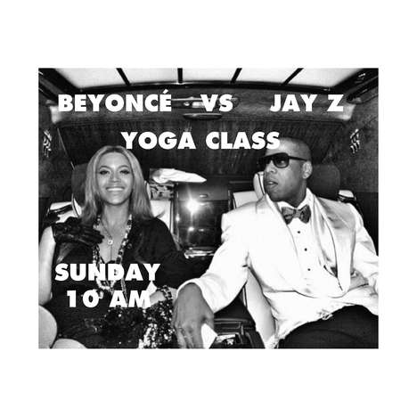 Hip-Hop Yoga Classes - Y7 Studio Boasts a Soundtrack Featuring Drake, Beyonce and Jay-Z