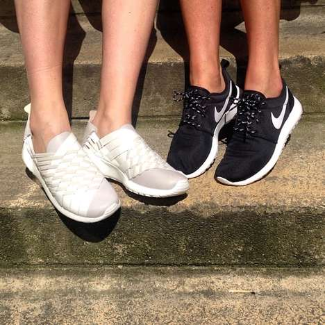 Female-Only Sneaker Shops - Naked Copenhagen Exclusively Sells Women's Athletic Footwear