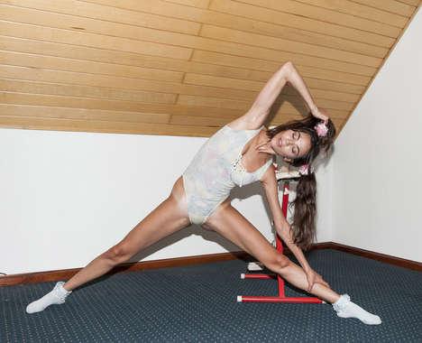 Feminine Fitness Editorials