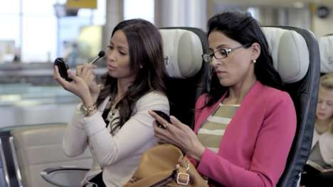 Airline Seating Pranks - WestJet SmartSeats Commercial Fakes Self-Boarding Chairs for April Fool's