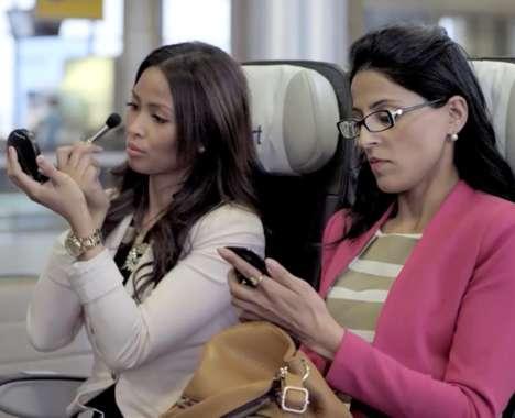 Airline Seating Pranks
