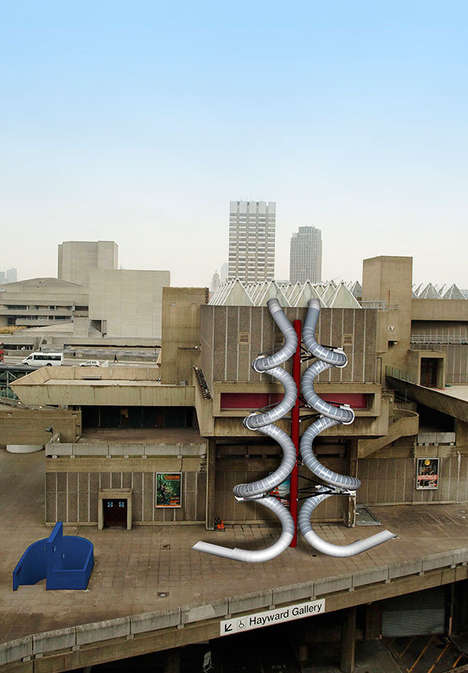 Playful Art Exhibits - Carsten Holler Turns Hayward Gallery into a Sophisticated Playground