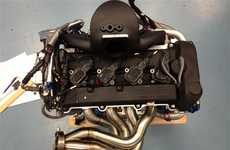 3D-Printed Car Parts - The DeltaWing Race Car Engine Was Created with Additive Manufacturing