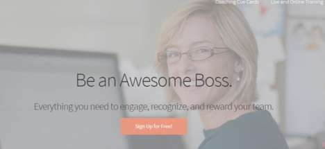 Awesome Boss Apps - This App is for Managers Looking to Engage and Reward their Team