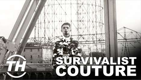 Survivalist Couture - Jana Pijak Discusses Her Favorite Examples of Post Apocalyptic Fashion