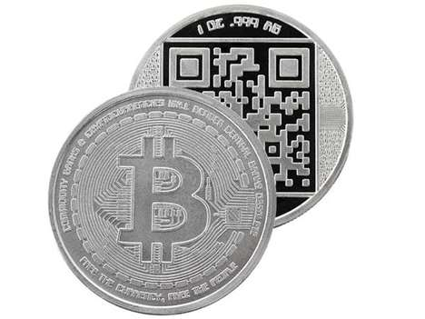3D-Printed Cryptocurrency - P-YOM Software Lets Bitcoin Consumers Create Their Own Print Money