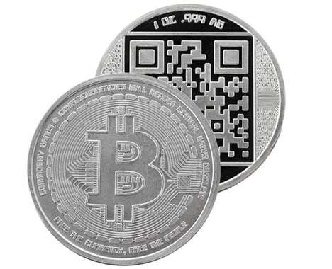 3D-Printed Cryptocurrency
