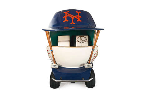 Auction House Partnerships - Sotheby's and eBay Have Teamed Up to Sell New York City Memorabilia