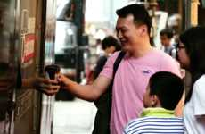 AIDS Awareness Coffee - AIDS Concern Hong Kong's Free Coffee Truck Addresses HIV Stigma