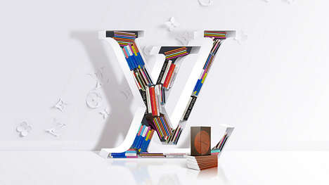 Fashionable Art Publications - Louis Vuitton Teams Up with Ruben Toledo For a New Book