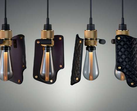Holstered Ceiling Lights