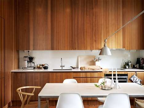 100 Scandinavian Design Finds - From Simplistic Frame Furniture to Earthy Swedish Abodes
