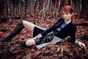 Dani Witt Stars in the April Issue of Harper's Bazaar Brazil