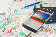 Travel-Specific Smartphones - IconQ Q5.5 Allows for Flexible Communication When Other Countries