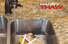 Rapid Defrosting Gadgets - The Handy Thaw Kitchen Gadgets Reduces Thawing Time for All Meats