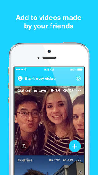 Collaborative Video Apps - Facebook's Riff App Enhances the Social Aspect to Media Sharing