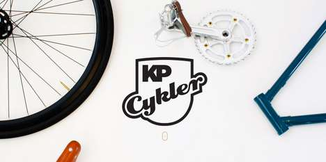 Affordable Custom Bikes - Kp Cykler Wants to Incorporate Style and Vintage Aesthetics for Less