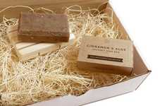 All-Natural Soap Subscriptions - This Organic Beauty Subscription Box Deals in Eco-Friendly Soap