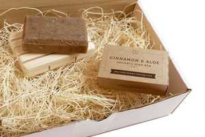 This Organic Beauty Subscription Box Deals in Eco-Friendly Soap