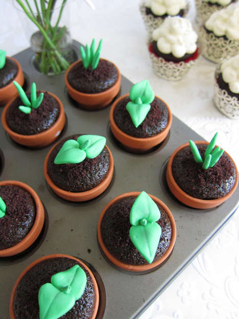 30 Scrumptious Spring Sweets - From Easter Bunny Cake Pops to Floral Mother's Day Munchies