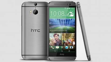 Refreshed Flagship Smartphones - The HTC One M8s Has An Octa-Core Processor