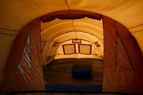 Insulated Tents - The Thermo Tent is the World's First Fully Insulated Tent