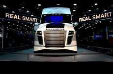 Ultra-Efficient Trucks - The Freightliner SuperTruck is An Efficient Truck of the Future