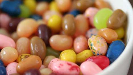 Alcoholic Confection Flavors - These Champagne Jelly Beans Draw Inspiration from Popular Libations