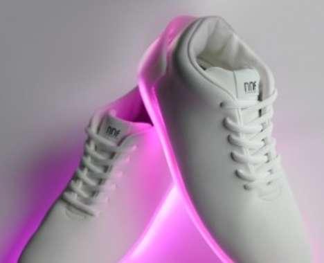 Illuminated Dance Sneakers