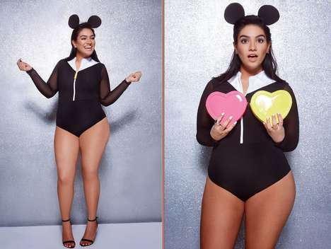 Curvy Blogger Collections - The Nadia Aboulhosn x Boohoo Capsule Collection is Fierce