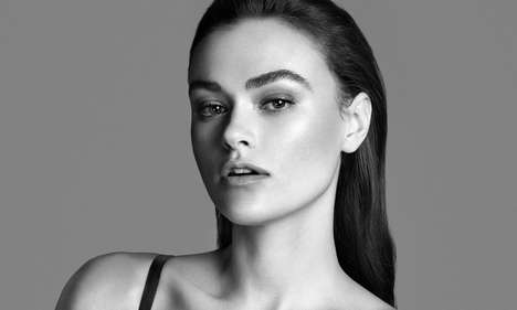 Controversial Plus-Size Campaigns - Calvin Klein's Ads of Myla Dalbesio Spark Body Image Arguments