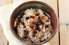 Overnight Chai Breakfasts - This Overnight Oatmeal Recipe is Ideal for Those with Food Allergies