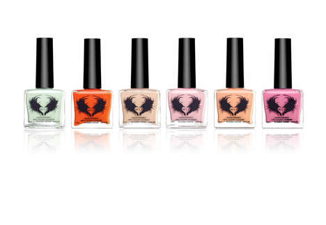 Cruelty-Free Polishes - La Couleur Couture Polishes are Vegan and Environmentally Friendly