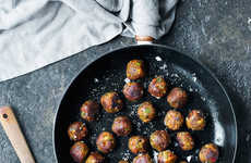 Alternative Vegetarian Meatballs - IKEA is Launching a Vegetarian Version of Their Swedish Meatballs