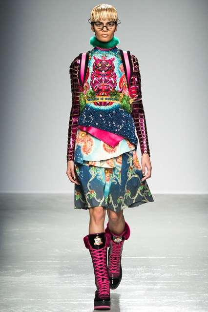 Chromatic Fantasy Runways - The New Manish Arora Collection is Game of Thrones-Inspired