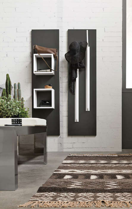 Magnetic Wall Storage - Ronda Design's New Storage System is Sleek, Modular and Simple to Customize